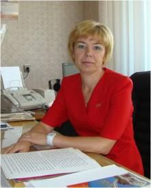Столопова Елена Михайловна